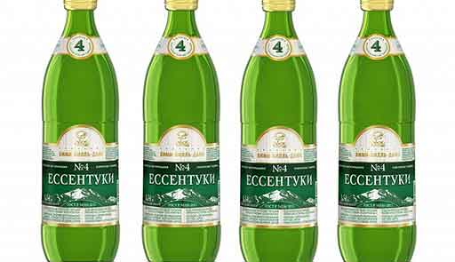 Есентуки 4 бутылки