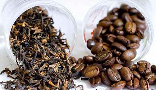 Семена и кофе