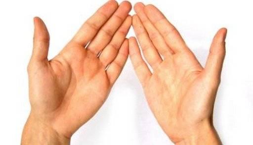 Чем больше рука тем больше член?