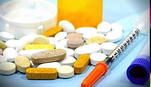 Самые популярные наркотики