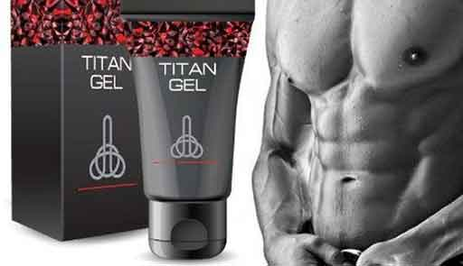 Original Titan Gel mens