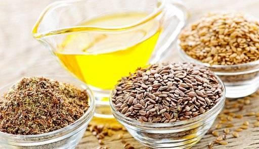 Увеличение члена с помощью масла хмеля и льна