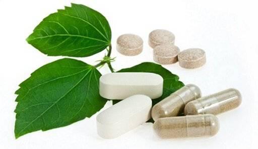 Растительные препараты для повышения потенции