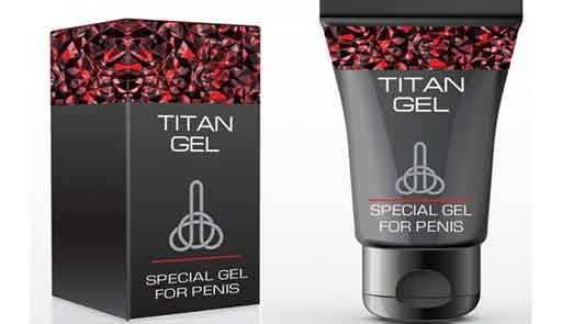 Original Titan Gel white